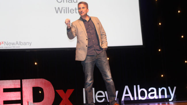 Chad J. Willett