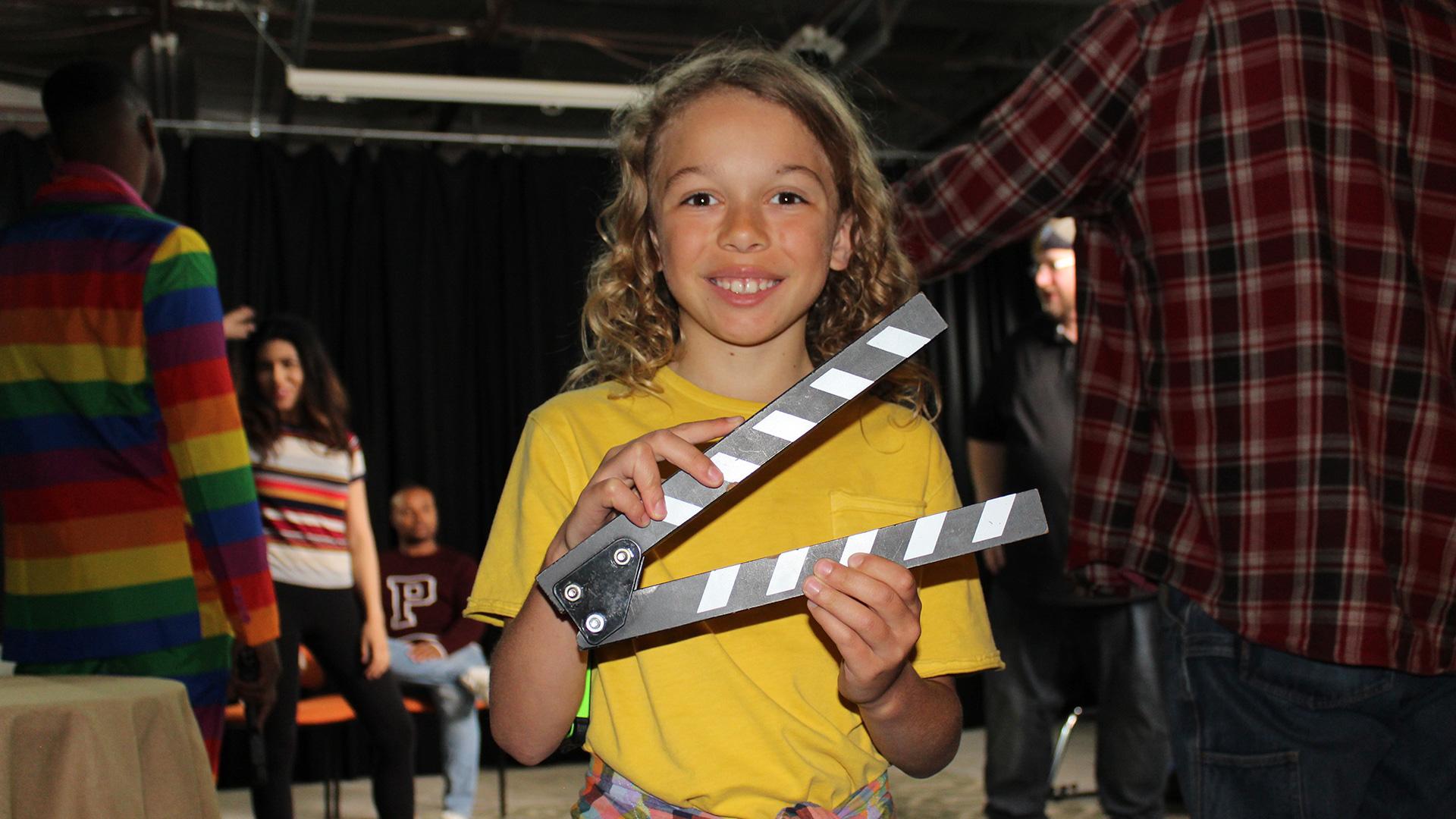 Kids Acting Class | Broadway2LA Acting Studio