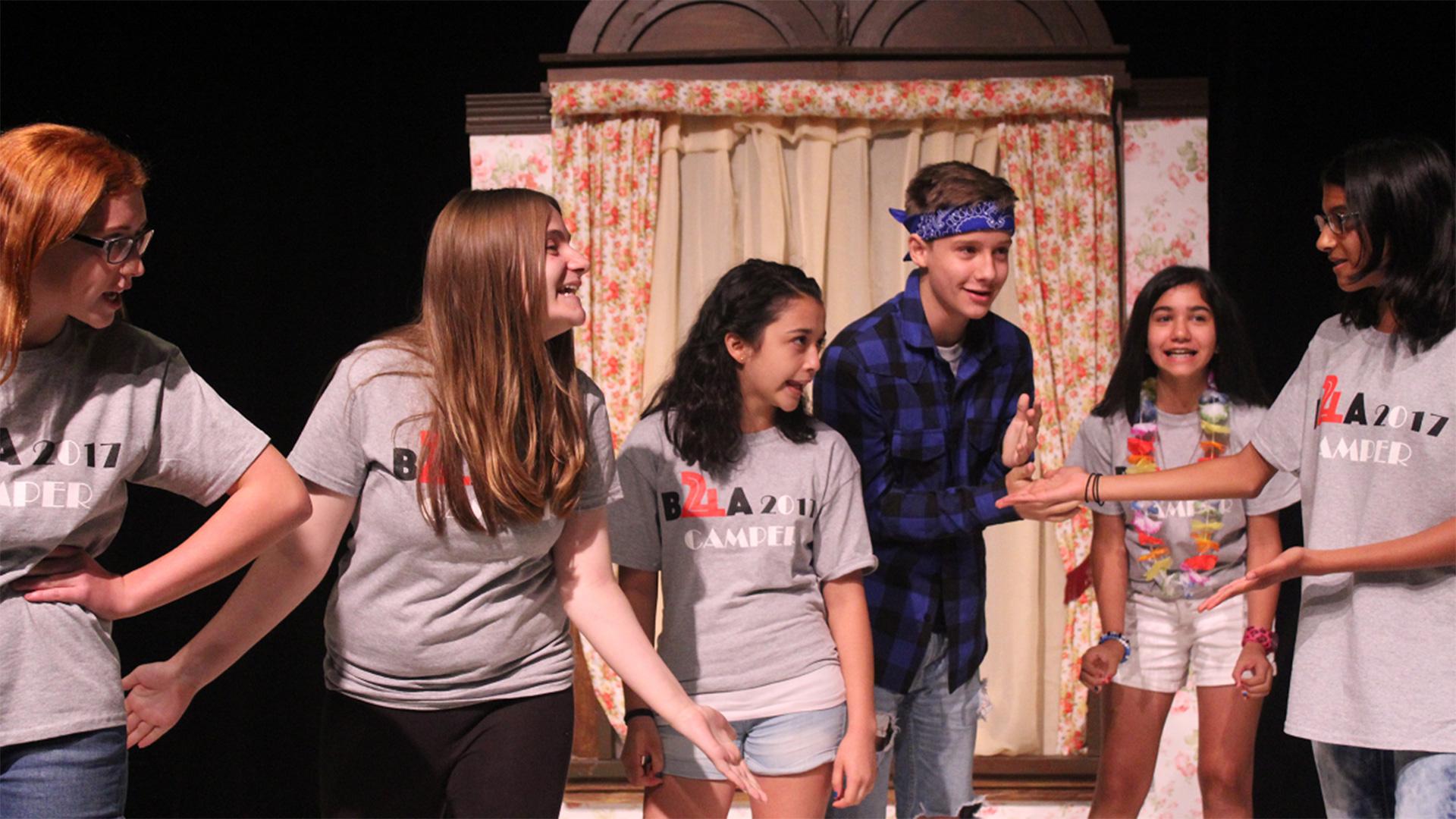 Teens Acting Class | Broadway2LA Acting Studio